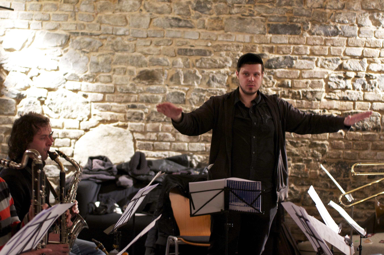 Jan Jirucha a Bucinatores Orchestra