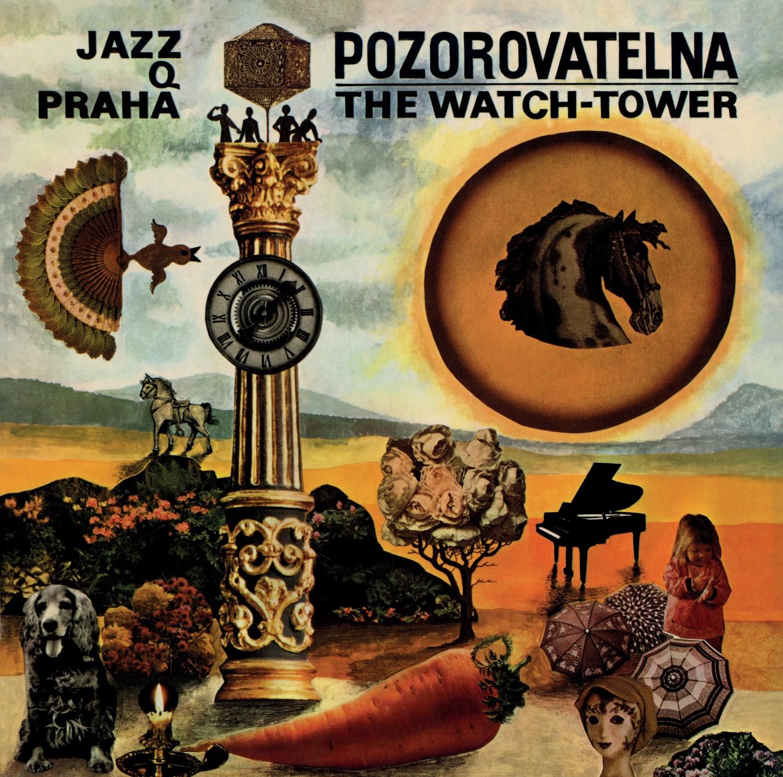 Jazz Q – Pozorovatelna (1973)