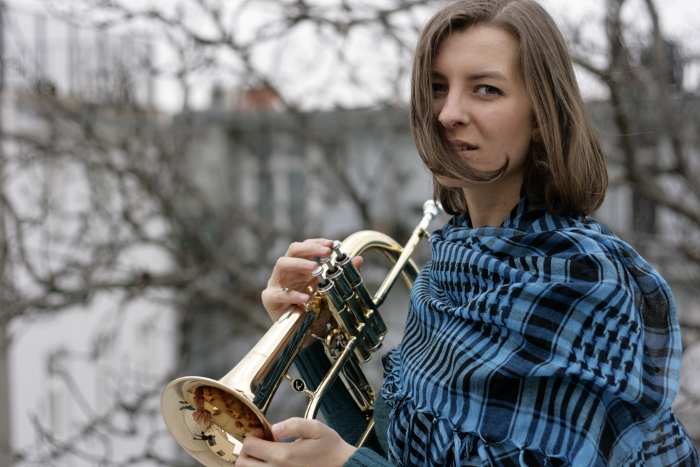 Trumpetistka Štěpánka Balcarová