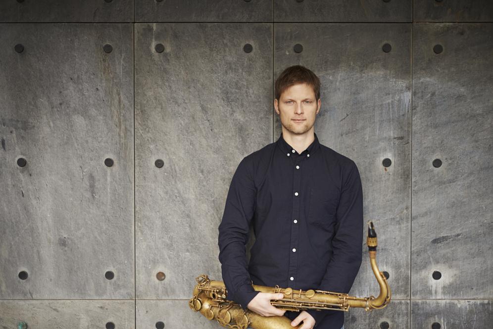 Saxofonista Luboš Soukup
