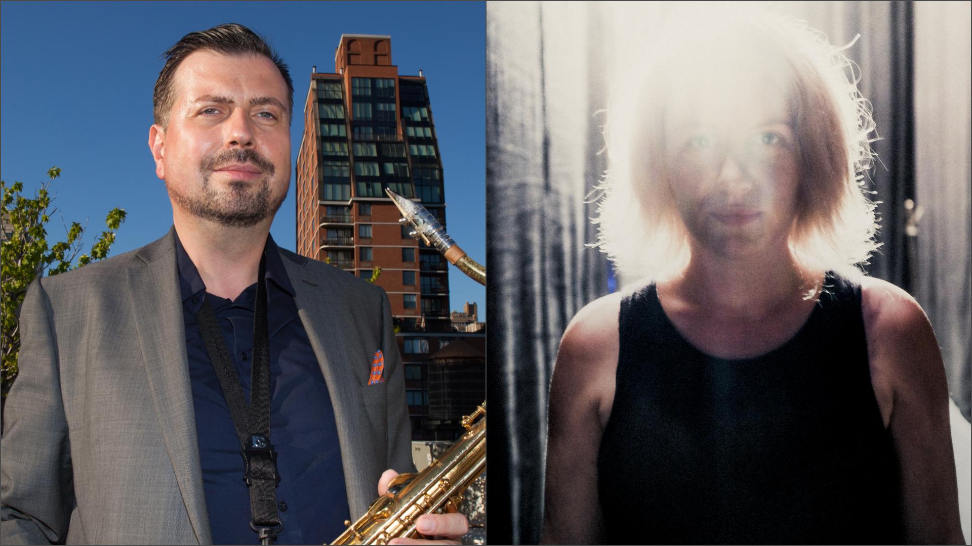 Karel Růžička Jr. a Dorota Barová – Vítězové ankety Česká jazzová sklizeň 2018