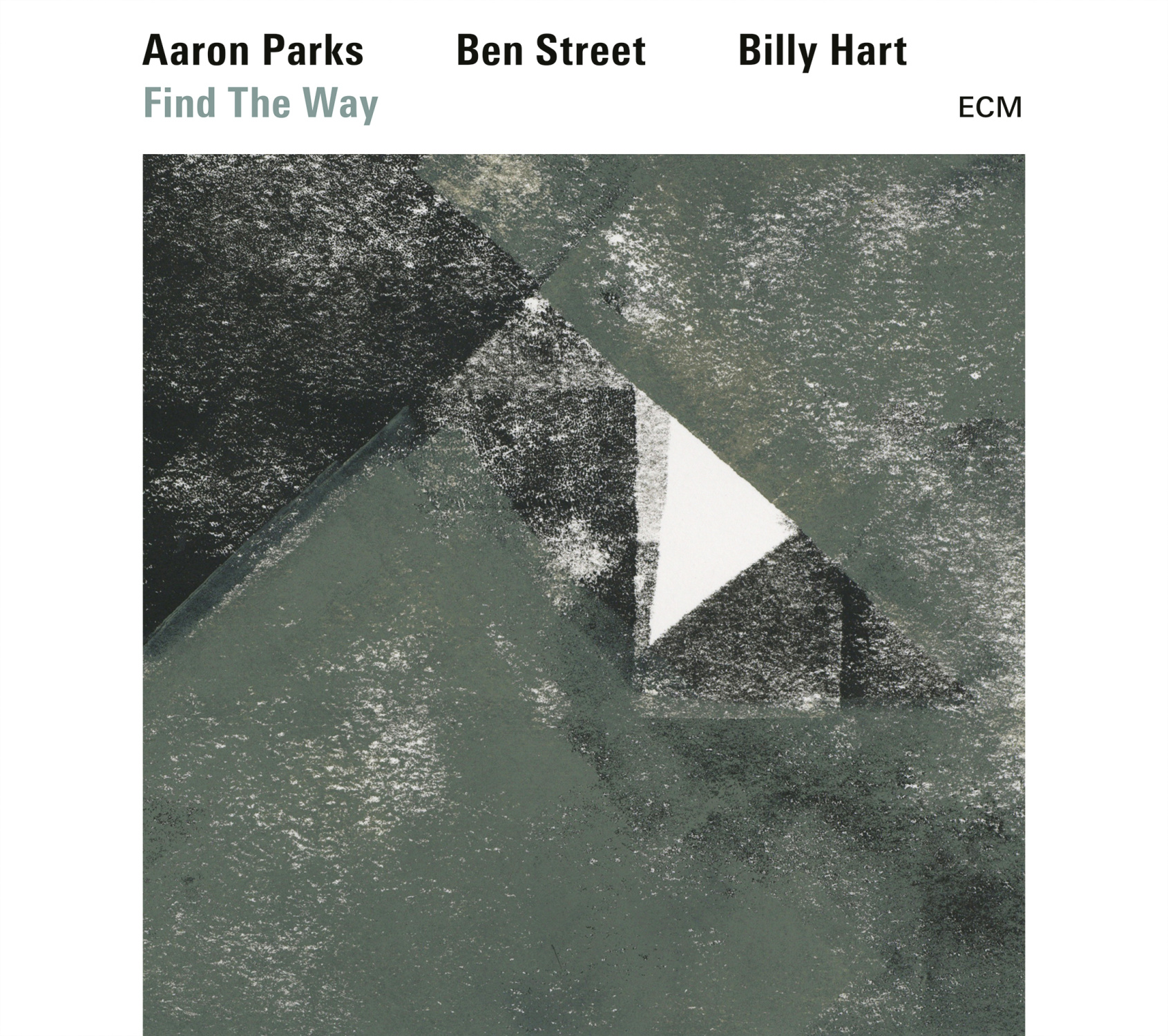 Aaron Parks – Find the Way (ECM, 2017)