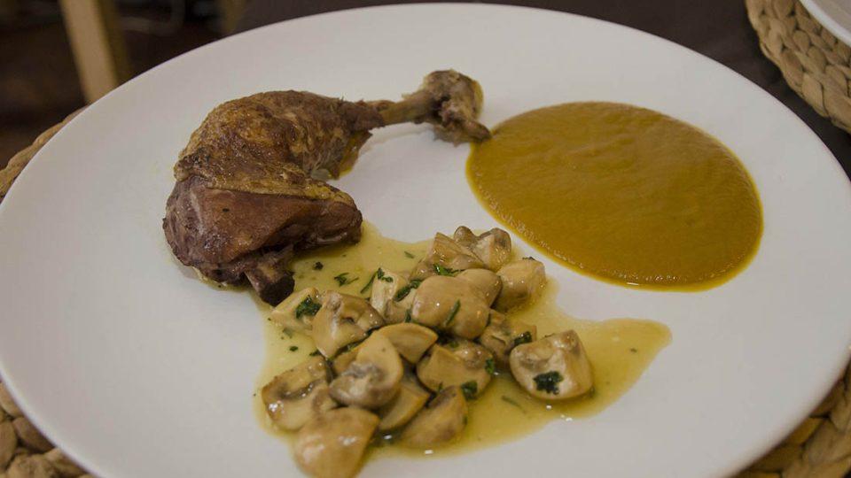 Kuře na víně podle Dano Šoltise