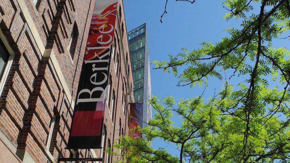 Berklee College of Music: Hlavní budovy