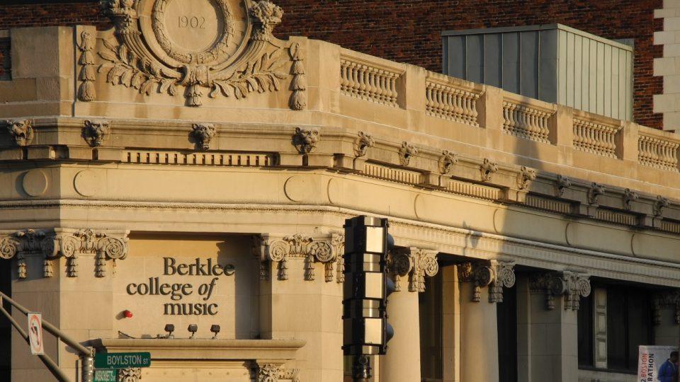 Berklee College of Music: Nejznámější pohled na školu
