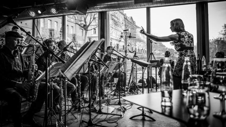 Concept Art Orchestra - Skladatelská soutěž Karla Krautgartnera - Mezinárodní den jazzu