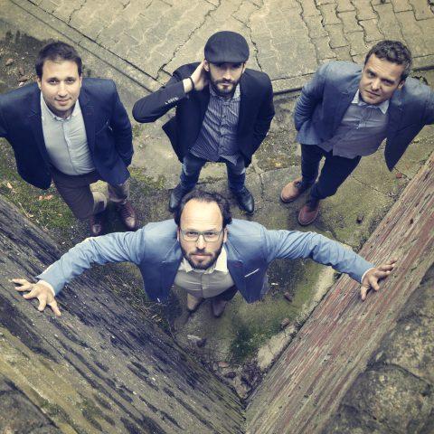 Tomáš Liška a Invisible Faces Quartet