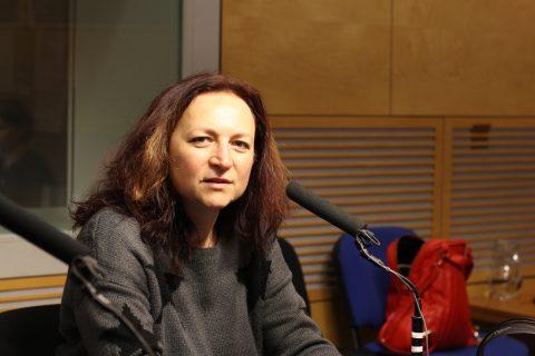 Jazzová zpěvačka Miriam Bayle