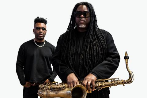 Omar Lye-Fook a Courtney Pine