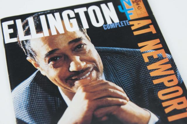 Duke Ellington – Ellington at Newport (1956)