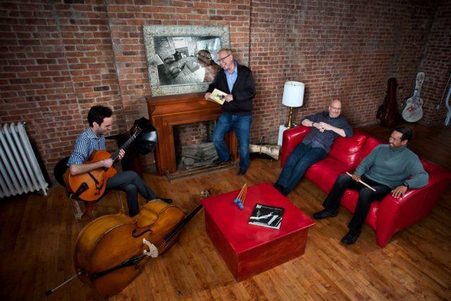 Gary Burton New Quartet