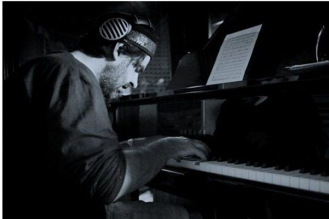 Pianista Marek Novotný