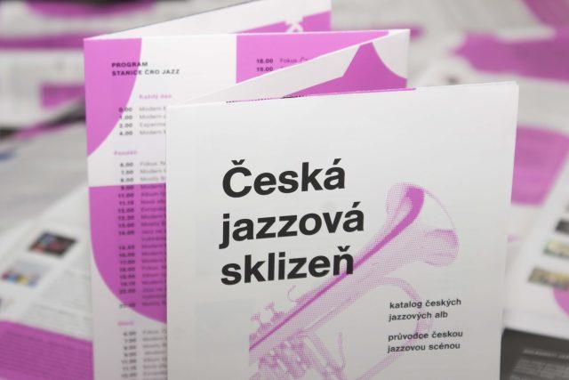 Česká jazzová sklizeň 2015 – repro tištěného vydání