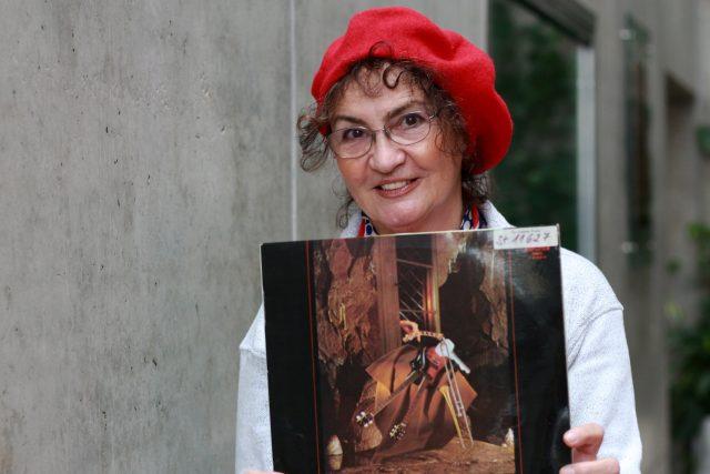 Zdena Adamová-Klapková