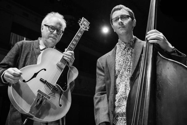 Bill Frisell a Thomas Morgan