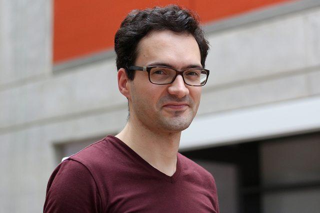 Pianista Martin Brunner