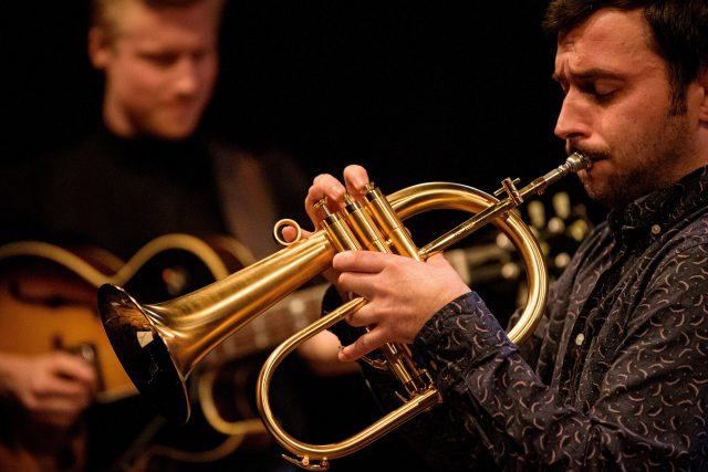 Trumpetista Jiří Kotača