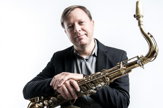 Saxofonista Chris Potter